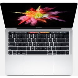 "Apple MacBook Pro 13 with Retina display and Touch Bar Mid 2017 (Intel Core i5 3100 MHz/13.3""/2560x1600/8Gb/512Gb SSD/DVD нет/Intel Iris Plus Graphics 650/Wi-Fi/Bluetooth/MacOS X) (MPXY2RU/A) (серебристый)"