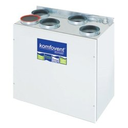 KOMFOVENT Domekt REGO-200VE-B-EC-C4 PLUS