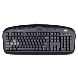 A4Tech KB-28G-1 Black USB (KB-28G-1) (черный)
