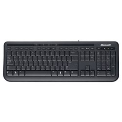 Microsoft Wired Keyboard 600, USB (черный)