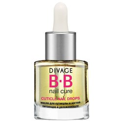 Масло DIVAGE BB Nail Cure Cuticle Nail Drops
