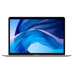 "Ноутбук Apple MacBook Air 13 with Retina display Late 2018 (Intel Core i5 1600 MHz/13.3""/2560x1600/8GB/256GB SSD/DVD нет/Intel UHD Graphics 617/Wi-Fi/Bluetooth/macOS) (MRE92RU/A) (серый)"