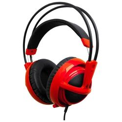 SteelSeries Siberia Full-size Headset v2 (красный)
