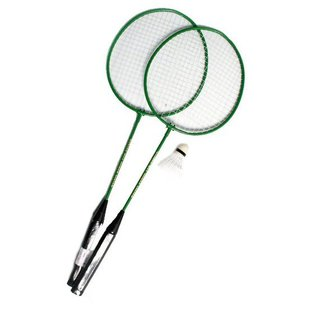 Green rainbow Набор для игры в бадминтон Green Rainbow High Quality Badminton (BD 030)