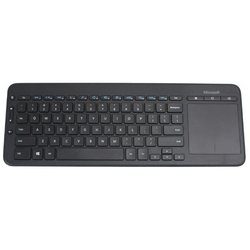 Microsoft All-in-One Media Keyboard Black USB (черный)