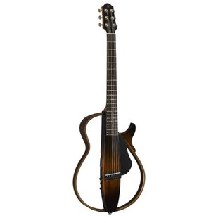 Гитара электроакустическая YAMAHA SLG200S Tobacco Brown Sunburst