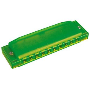 Губная гармошка Hohner Happy Green C
