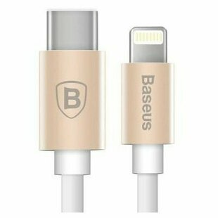 Кабель Baseus Gather Series USB Type-C - Lightning (CATYPEC) 1 м