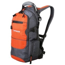 Wenger Narrow Hiking Pack 19 orange/grey