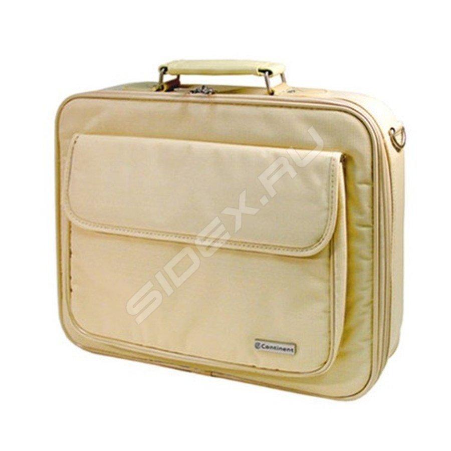 5c0e7aa1ef3d РосТест - официальная гарантия производителя сумка для ноутбука 16 дюймов  continent cc-03 (бежевая)